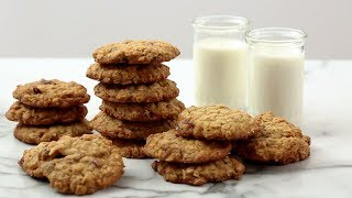 oatmeal raisin cookies with white whole wheat flour