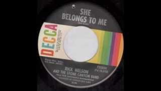 Ricky Nelson - She Belongs To Me video