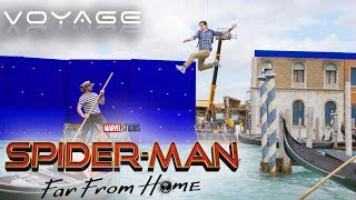 Behind The Stunts In Spider-Man: Far From Home | Spider-Man: Far From Home | Voyage