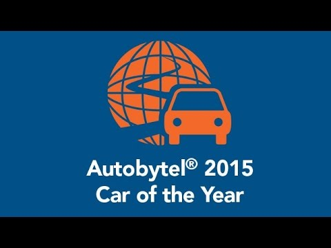 2015 Autobytel Car and Truck of the Year in Video