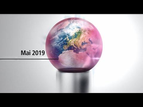 Welt der Präzision // Mai 2019