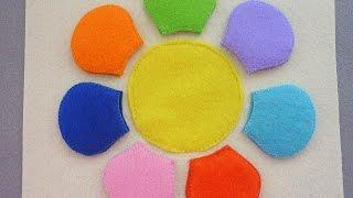 Make A Felt Game For Children - DIY Crafts - Guidecentral