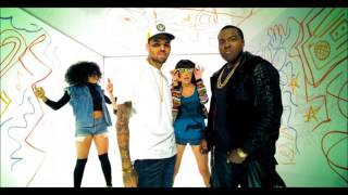 Sean Kingston ft  Chris Brown   Whine It Official Audio 1