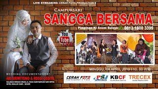"Live Streaming I CAMPURSARI ""SANGGA BERSAMA"" I TRECEX SOUND PRODUCTION'S II Live Ciawi"