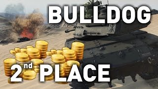 World of Tanks || M41 - 2nd Place in 200k Comp!