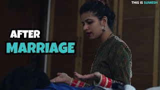Relation After Marriage - Love After Marriage - Every Couple Must Watch - This is Sumesh