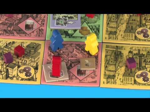 Five Points Video Demo (Mayfair Games)