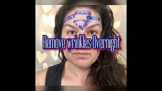 Get Rid Of Forehead Wrinkles Overnight Naturally