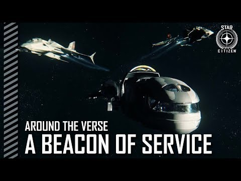 Around the Verse - A Beacon of Service