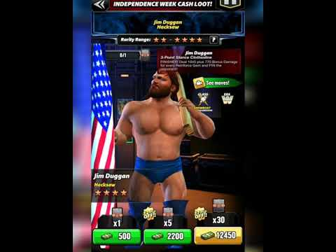 My Greatest Pull - Independence Week Cash Loot: WWE Champion