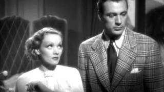 Dietrich and Cooper in Desire, 1936