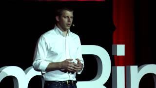 The Secret of Starting Over   Edward Hartwig   TEDxAmRingSalon
