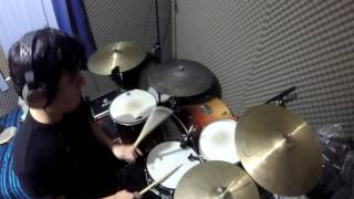 Them Crooked Vultures - Reptiles (Drum Cover)