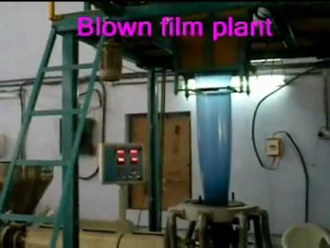 PVC Blown Film Plant