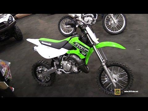 2015 Kawasaki KX 65 - Walkaround - 2014 Toronto ATV Show