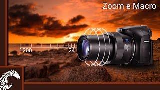 Sony cyber shot hx400v zoom test e macro | QUALITA' VIDEO E AUDIO