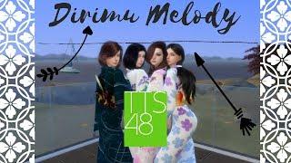 AKB48 Team The Sims   Dirimu Melody [ Kimi Wa Melody ] Official MV