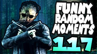 Dead by Daylight funny random moments montage 117