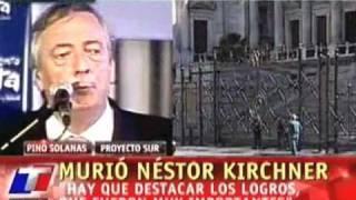 Néstor Kirchner 1950  2010