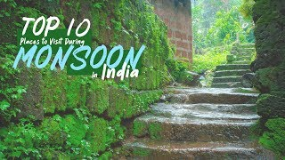 Top 8 Places to Visit During Monsoon in India