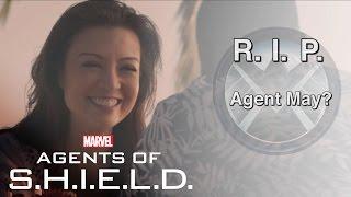 R.I.P. Agent Melinda May?