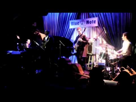 """After You've Gone"" performed by Alex Brown Quartet at the Blue Note in NYC"