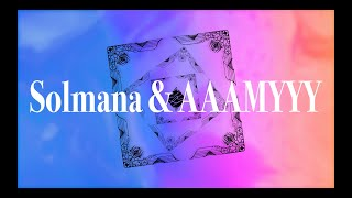 Solmana & AAAMYYY | No End (Official Lyric Video)