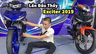 Thanh Niên Bật Khóc Khi Lần Đầu Nhìn Thấy Exciter150 2019