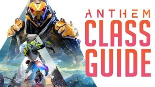 Anthem - All Javelin Classes & Abilities EXPLAINED