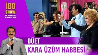 Kara Üzüm Habbesi - İbrahim Tatlıses & Muazzez Abacı & Nalan & Halit Akçatepe Düet -  (1998)