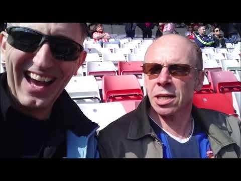 Sunderland Relegated to League One. Sunderland 1-2 Burton.