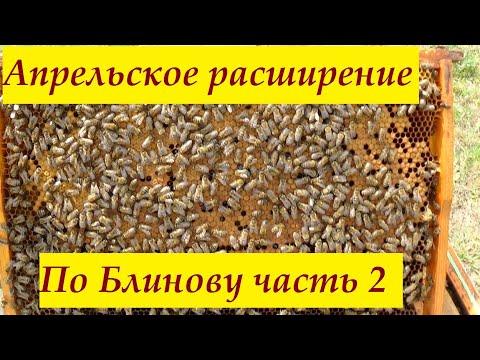 Метод Блинова работает, продолжаем расширение часть 2