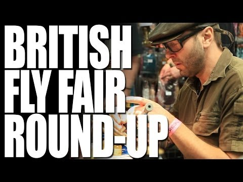 2014 British Fly Fair International Round Up