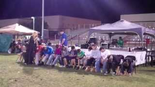 preview picture of video 'Hypnotized- Florence Harlem Shake at Relay For Life'