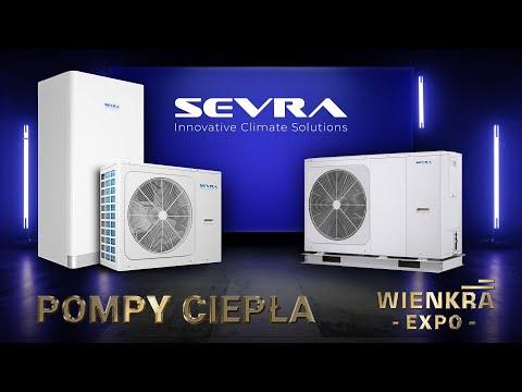 Sevra - Pompy ciepła SPLIT i MONOBLOC