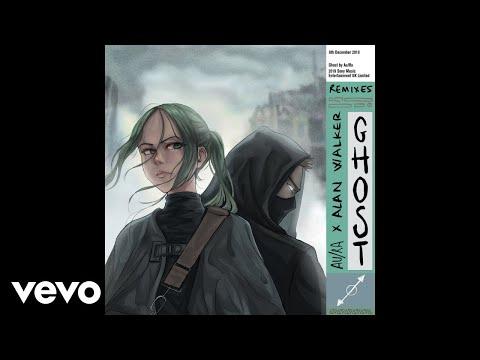 Au/Ra, Alan Walker - Ghost (The Him Remix) [Audio]