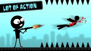 Stickman Destruction Free Walkthrough Part 3 / Android Gameplay HD