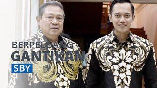 AHY Berpeluang Gantikan SBY Sebagai Ketum Partai Demokrat, Dinilai Telah Dikenal Masyarakat Luas