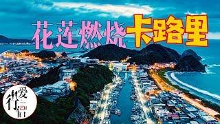 台湾旅拍vlog-4【花莲四八高地】单车燃烧卡路里 Taiwan Tourism、Cycling To See The Sea