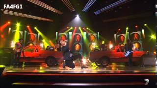 Jason Owen: Life Is  A Highway - The X Factor Australia 2012 - Live Show 9, TOP 4 - Semi Final