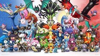 Pokemon Ultra Sun/Sol & Moon/Luna: Shiny Gen 6 GTS Giveaway! Regalos De Gen 6 Por GTS! :v