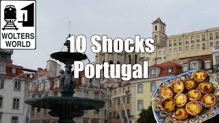 Visit Portugal - 10 Things That Will SHOCK You About Portugal