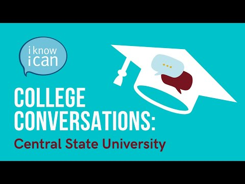 College Conversations- Central State University