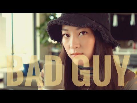 Bad Guy Billie Eilish - Arden Cho Cover
