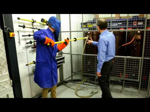 Training STCW high voltage for shipping - Quercus - YouTube
