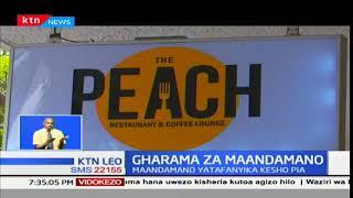 Wanabiashara mjini Nairobi wanakadiria hasara baada ya wafuasi wa NASA kuandamana