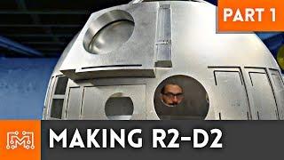 Making R2-D2 Part 1