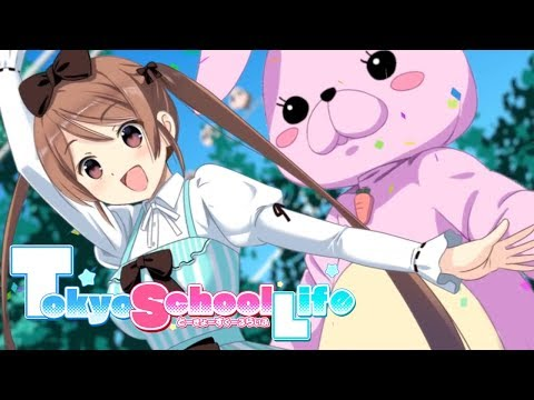 Tokyo School Life - Announcement Trailer thumbnail