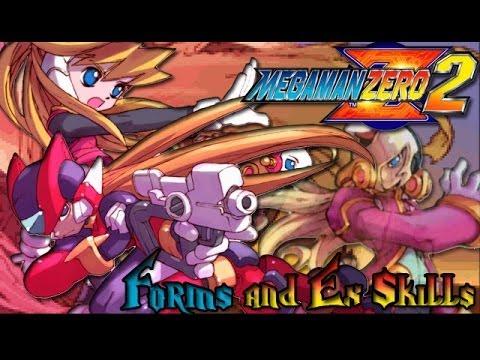 Megaman Zero 4 Extra Part 1 (Ex Skills and Recipes
