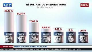 1er tour de la primaire de la gauche - Evénement (22/01/2017)